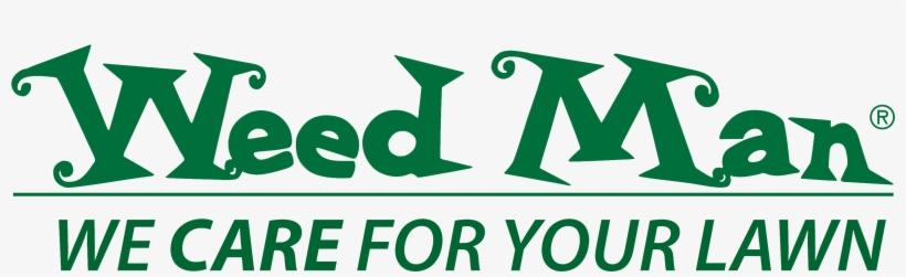 Weed Man Updated Logo - Weed Man Logo, transparent png #3429217