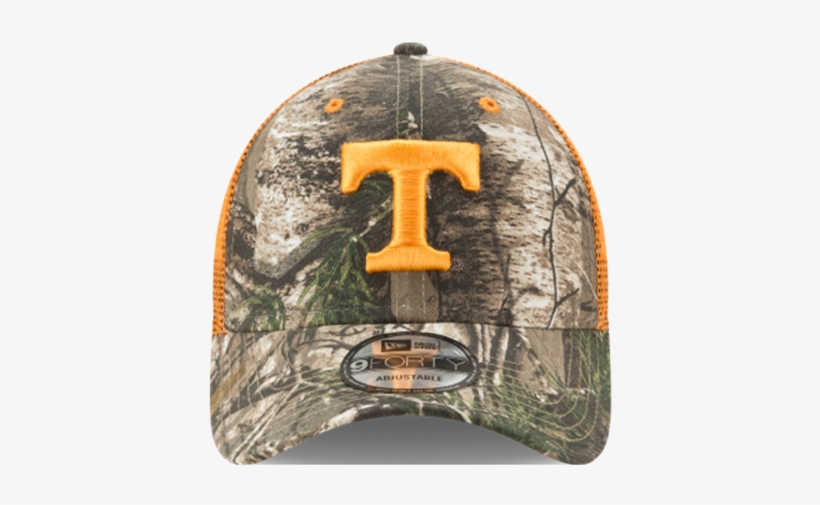 "Tennessee Vols ""realtree Trucker"" Hat - Tennessee Volunteers Football, transparent png #3430778"