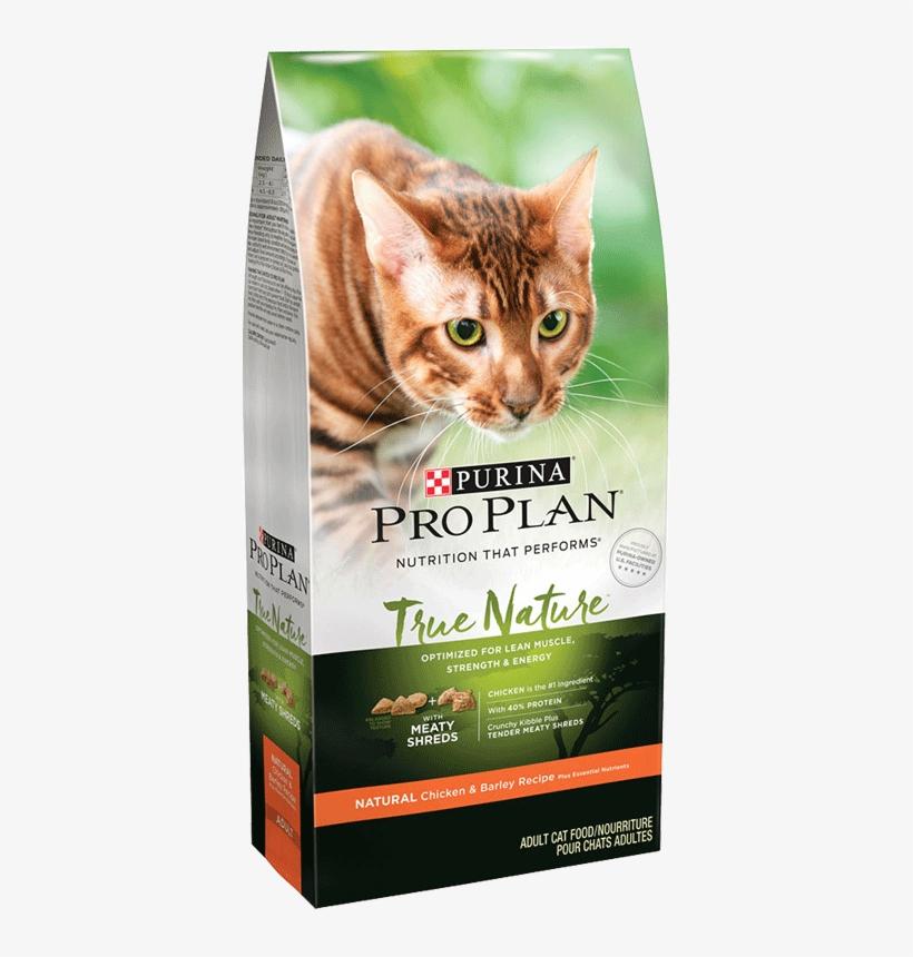 Purina® Pro Plan® True Nature® Adult Natural Chicken - Purina Pro Plan True Nature Cat Food, transparent png #3432398