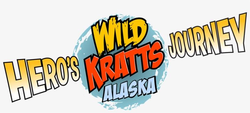 Title-logo - Wild Kratts Logo, transparent png #3433810