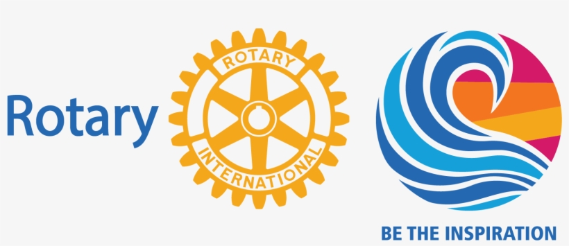 The Rotary Club Of Abbeville Was Established On November - Rotary Be The Inspiration Logo, transparent png #3438420