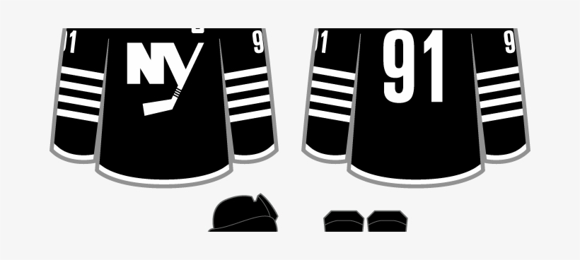 Solve It Saturday - New York Islanders Third Jersey Brooklyn, transparent png #3439889