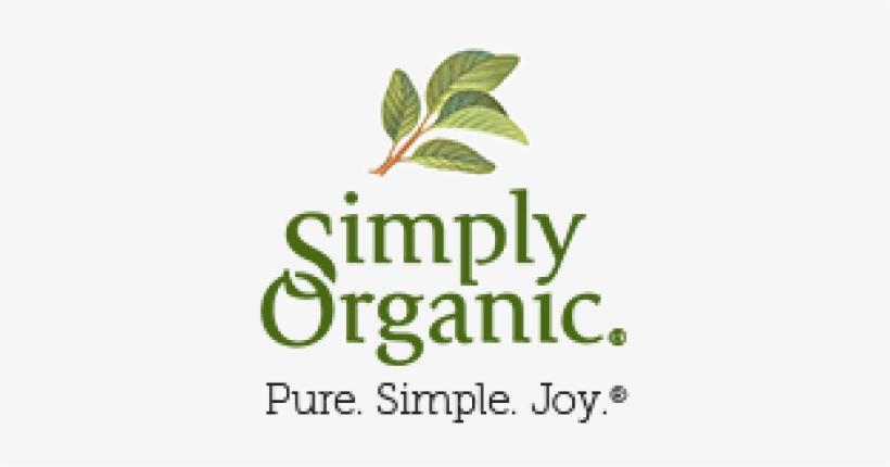 Simply Organic Logo - Simply Organic Madagascar Vanilla Flavoring Non Alcoholic, transparent png #3446056