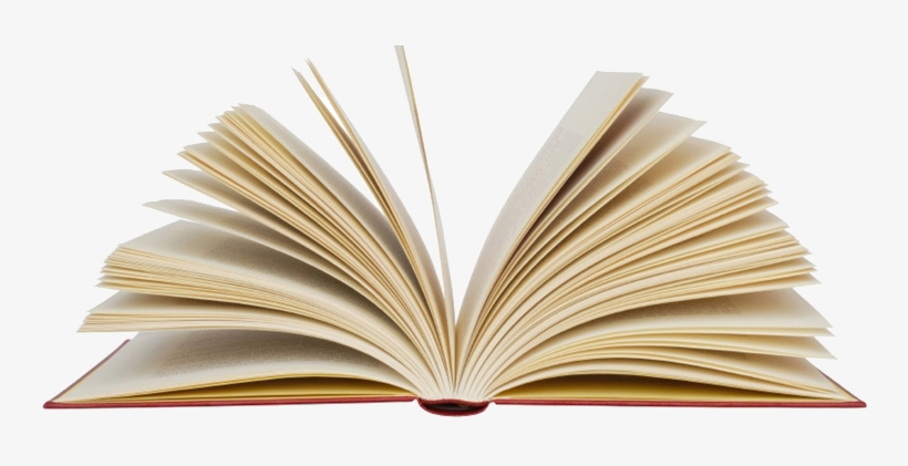 Libro Abierto Con Pluma Png - Open Book Png, transparent png #3446752