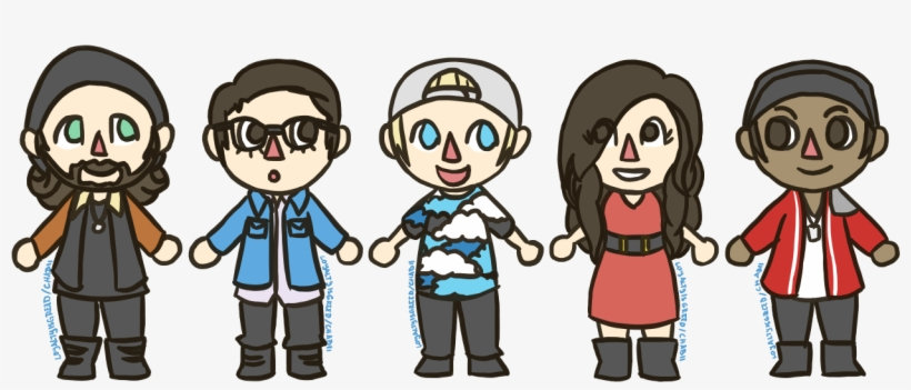 """"""" Ptx Crossing Cause I Heard Someone Bought A Copy - Animal Crossing: New Leaf, transparent png #3447778"""