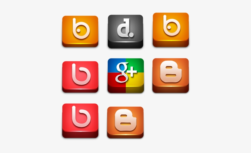 Social Network Icon Png Lifetime Social Network Icons - Social Media, transparent png #3449353