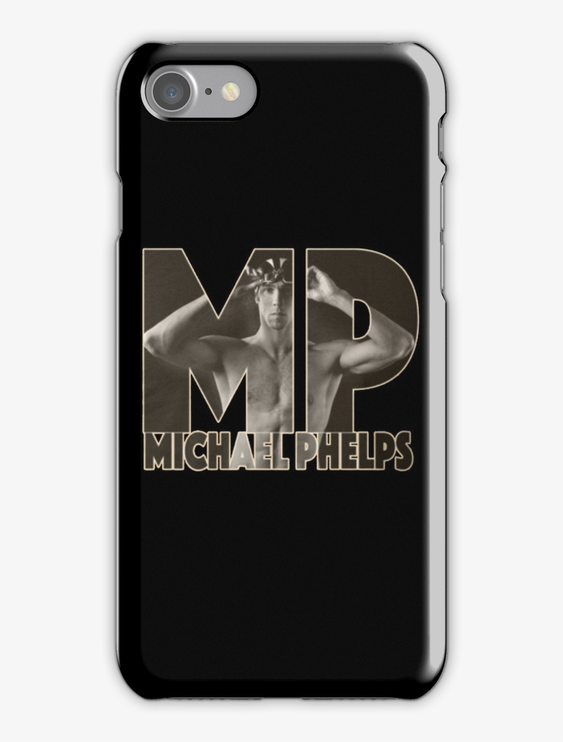 Michael Phelps Logo Iphone 7 Snap Case - Iphone 8 Case My Hero Academia, transparent png #3457082