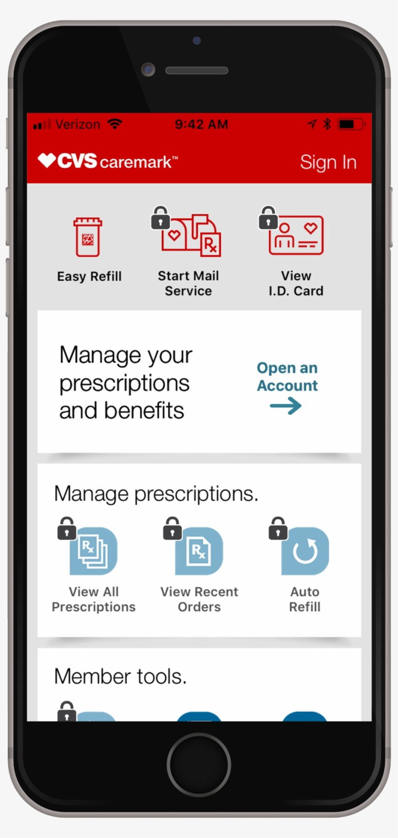 8468688d Cvs/caremark Mobile App - Airtel Mobile App - Free Transparent PNG ...