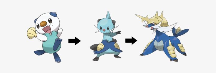 Imagen Pokemon Samurott Free Transparent Png Download Pngkey