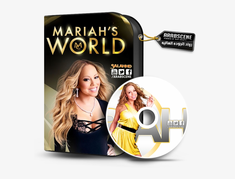 This Image Has Been Resized - Mariah's World: Season One, transparent png #3464688