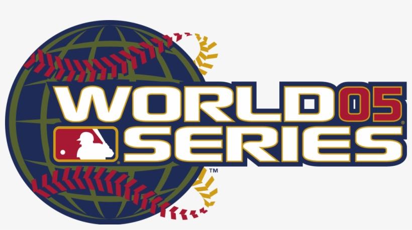 Chicago White Sox Logo Png Wwwimgkidcom The Image - 2005 World Series Logo, transparent png #3466947