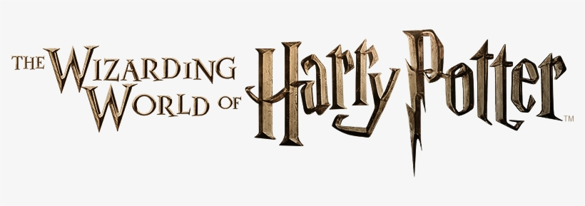 Wizarding World Of Harry Potter Logo Transparent