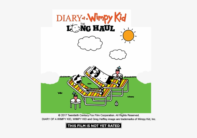Offer Details - - Diary Of A Wimpy Kid, transparent png #3469287