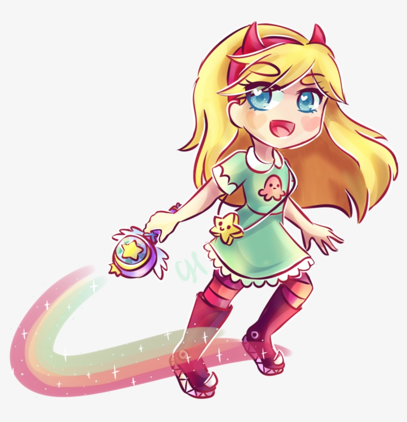 Star Butterfly By Cairolingh On Deviantart - Star Vs. The Forces Of Evil, transparent png #3469956
