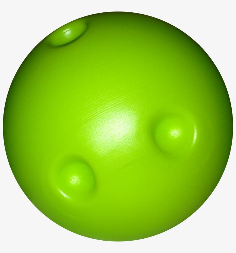 Ten Pin Bowling Plastic Skittles Yellow, Tst Toys - Green Bowling Ball Png, transparent png #3476376