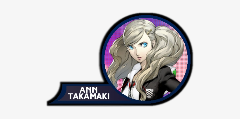 The Whole Enchilada Character Image - Persona 5 P5 Ann Takamaki, transparent png #3486421