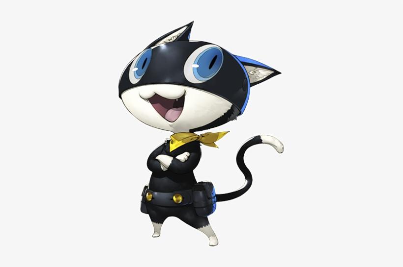 Personaart5 - Morgana Persona 5 Png, transparent png #3486919
