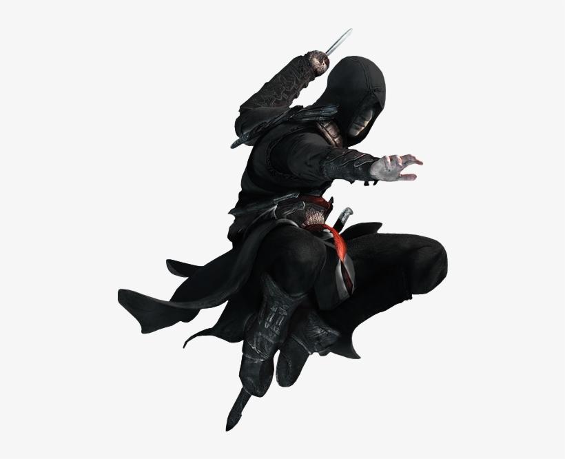 Black Altair - Assassin's Creed Black Altair, transparent png #3492766