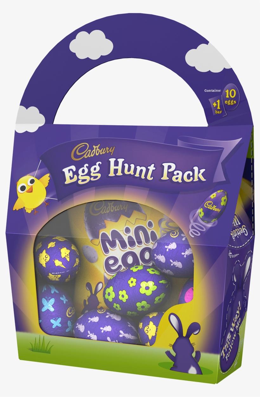 Easter Egg Hunt - Cadbury Easter Egg Trail Pack Delivered To Australia, transparent png #3497496