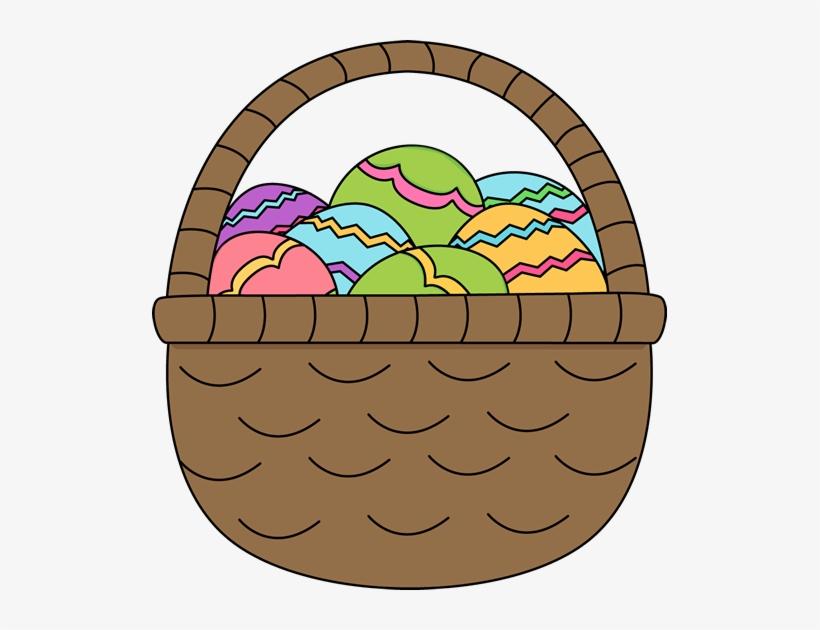 Easter Egg Hunt Prairieland Partners - Easter Egg Basket Clip Art, transparent png #3497771