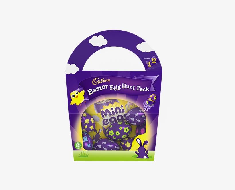 Cadbury Easter Egg Hunt Pack - Cadbury Easter Egg Trail Pack Delivered To Australia, transparent png #3497836