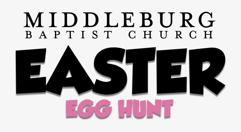 Mbc Easter Egg Hunt - Happy Easter! Shower Curtain, transparent png #3498043