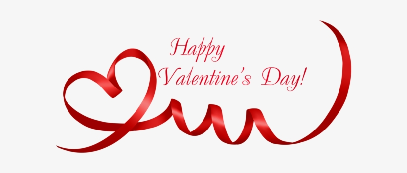 Happy Valentines Day Image - Happy Valentines Day Decoration, transparent png #350255