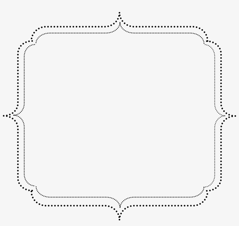 28 Collection Of White Clipart Frame - Picture Frame, transparent png #350517
