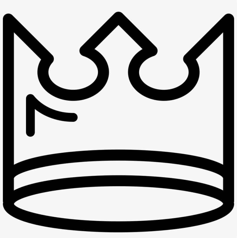 Png File Icono De Corona De Rey Free Transparent Png Download