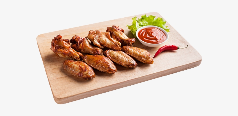 Chicken Wings Hot Sauce - Bbq Chicken Wings Png, transparent png #351158