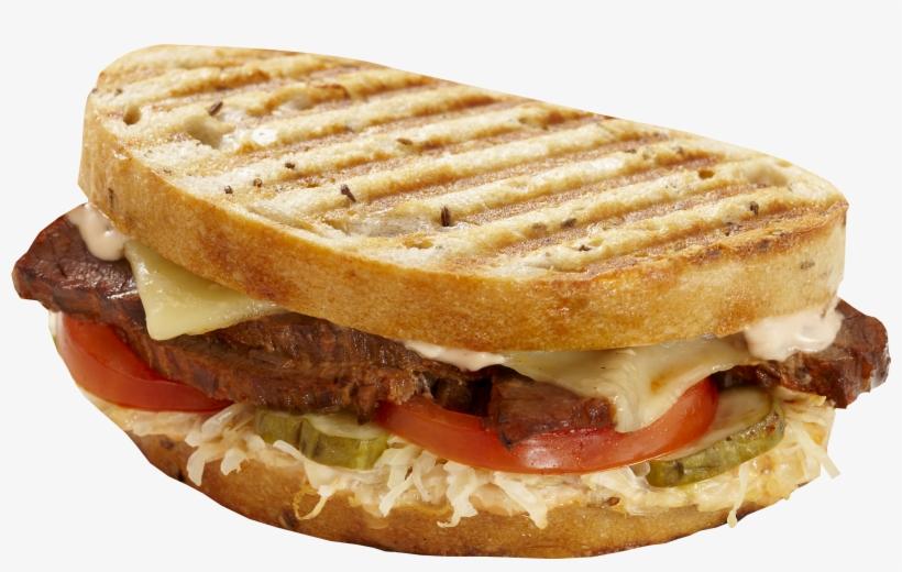 Veg Club Sandwich - Sandwich Sandwich Baby Blanket, transparent png #352222