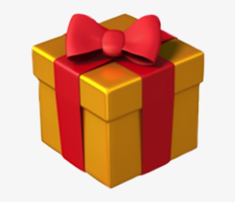 Gift Present Iphone Emoji Christmas Christmastime Chris