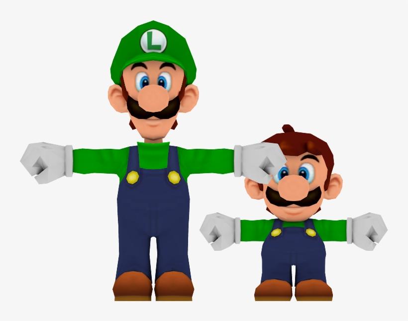 Download Zip Archive - Super Mario 3d Land Mario Model, transparent png #358115