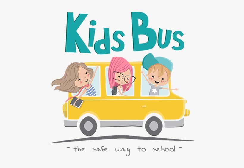 School Transportation Services - Kids Transport Png File, transparent png #358559