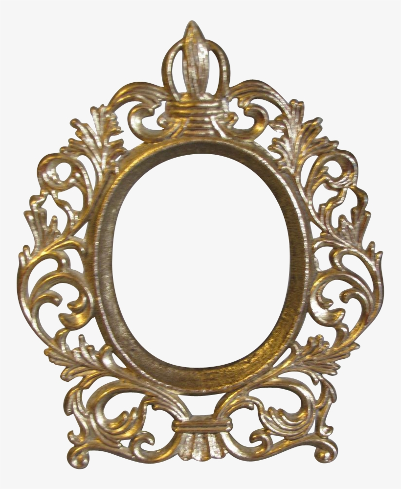 Vintage Oval Frame Png Transparent Vintage Oval Frame - Oval Vintage Frame Png, transparent png #359073