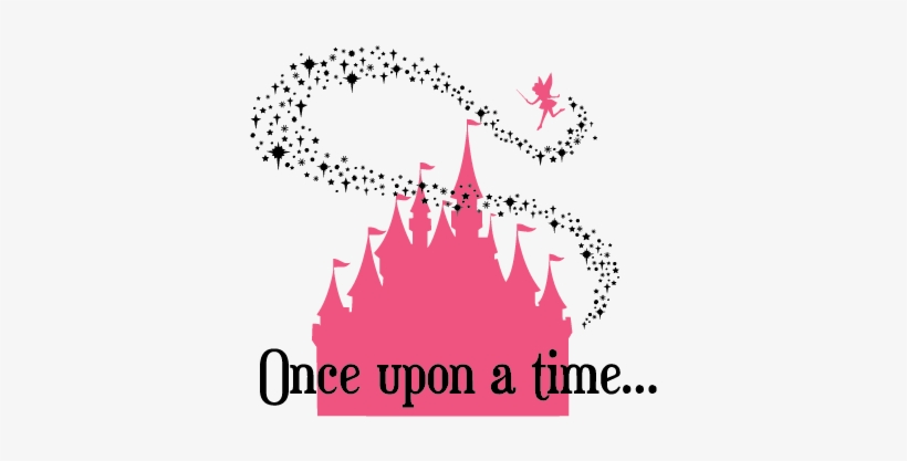 Castle Clipart Tinkerbell - Disney World Bullet Journal, transparent png #359785