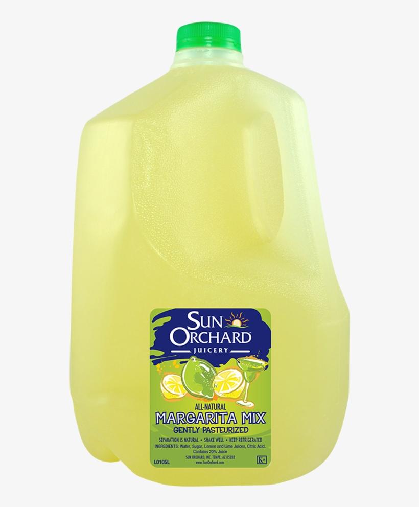 Margarita Mix 1 Gl - Sun Orchard Margarita Mix, transparent png #359872