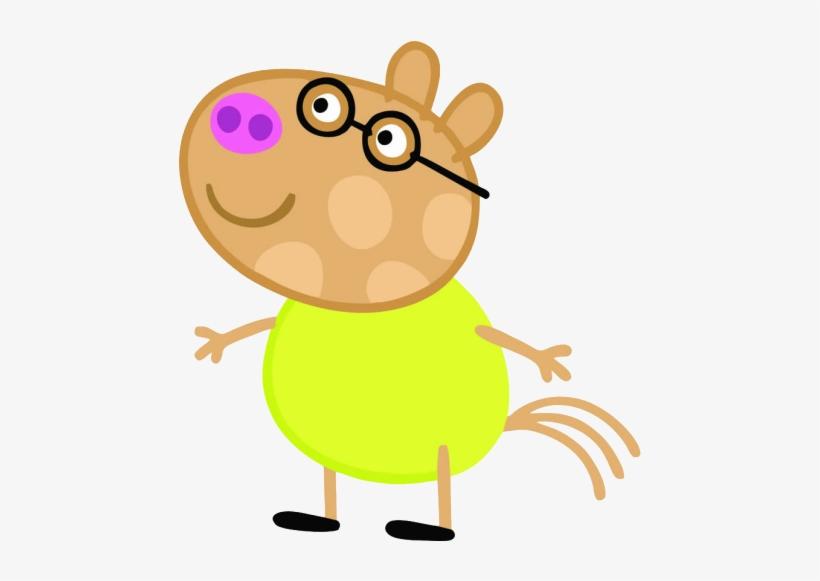 Amigos De Peppa Pig Pedro Pony - Amigos De Peppa Pig, transparent png #3500025