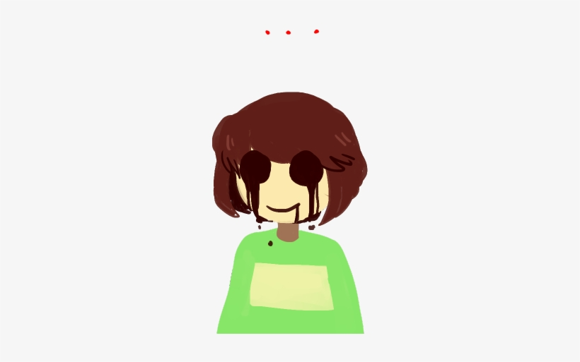 Chara - Chara Undertale Eyes - Free Transparent PNG Download
