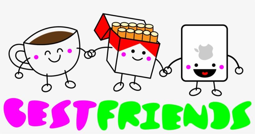 Mejores Amigos Png - Mis Mejores Amigos Facebook, transparent png #3500592