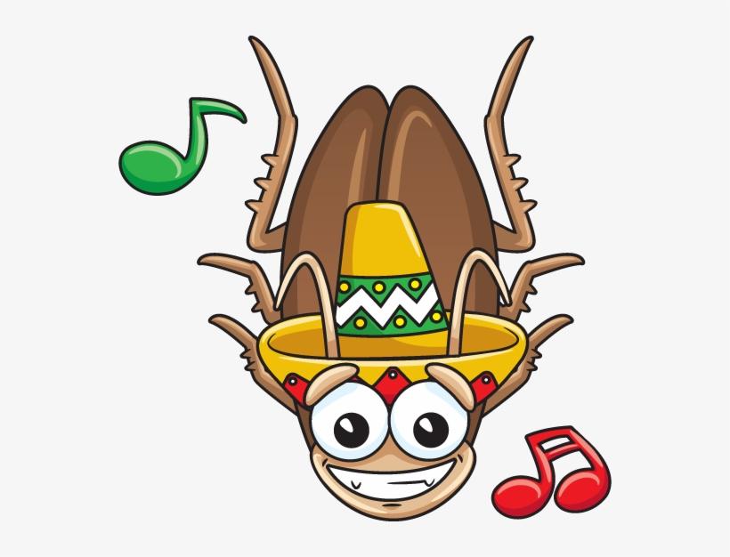 Image And Video Hosting By Tinypic - Imagenes De La Cancion De La Cucaracha, transparent png #3501954