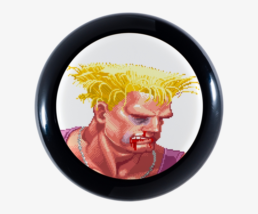 Super Street Fighter Ii Turbo Defeated Sanwa Denshi - Street Fighter 2, transparent png #3504544