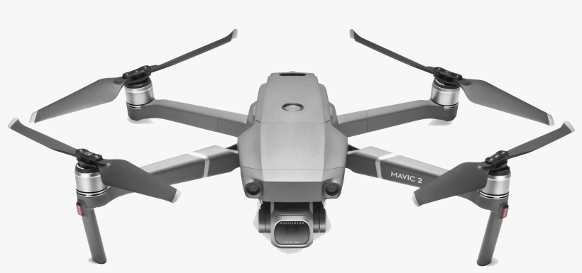 Dji Mavic 2 Pro / Zoom - Dji Mavic 2 Zoom Png, transparent png #3505330