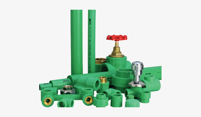 Pprc Pipes And Fittings Are Based On Advanced Polymer - Pprc