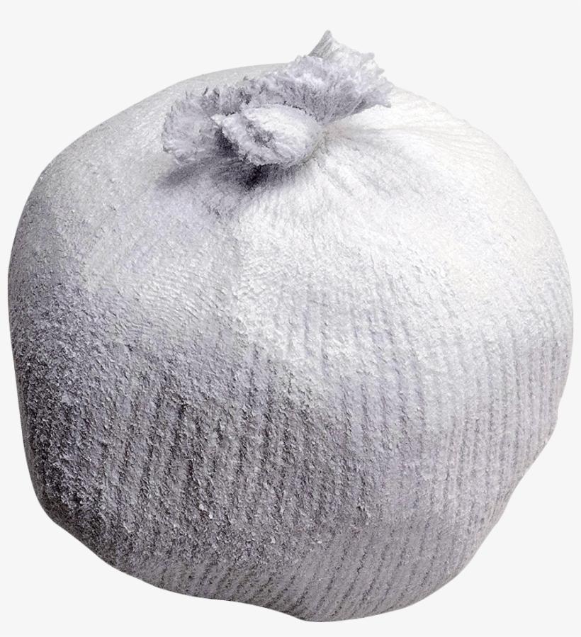 Ball Of Pure Magnesium Carbonate Powder That Prevente - 8 C Plus Blister 1 Flocs Magnessium 1 X 65 Gr, transparent png #3513319