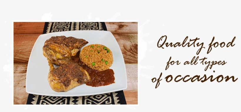 Jerk Chicken Curry, And Bbq,, Veggie, And Vegan Curry, - Banana Bread, transparent png #3515379