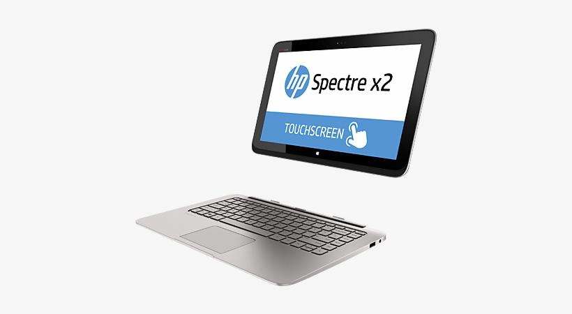 Hp Spectre 13t-h200 X2 Pc - Hp Spectre X2 Pro, transparent png #3517432