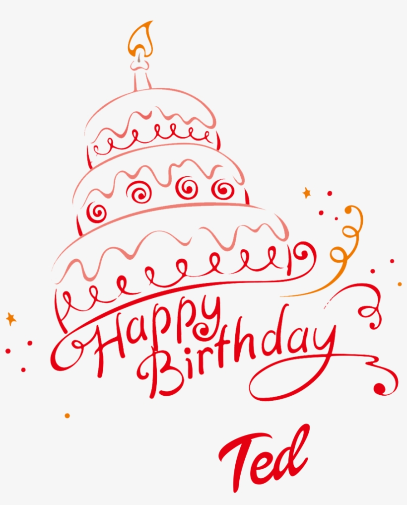 Happy Birthday To My Friend Far Away Free Transparent Png Download