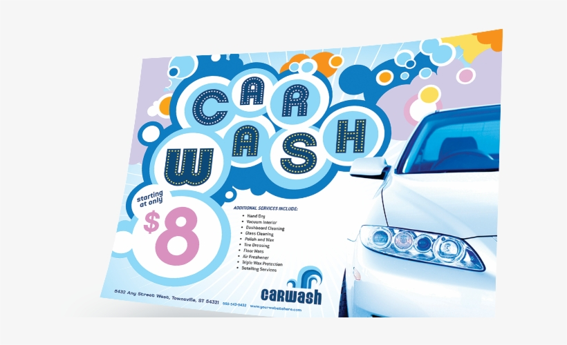 Poster Templates Poster Designs Business Posters Car Wash