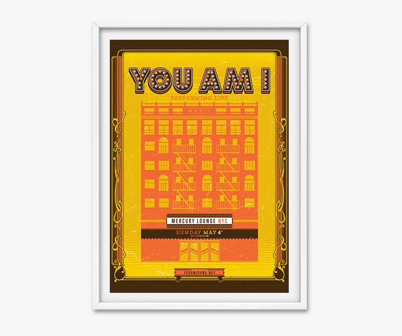 Honey Rogue Poster You Am I Nyc W - You Am I Posters, transparent png #3523988